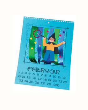 kalenderbl228tter home decoration bastelideen die