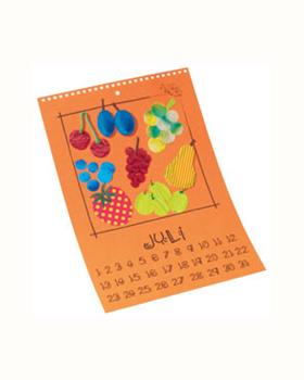 Kalenderblatter Home Decoration Bastelideen Die Sachenmacher