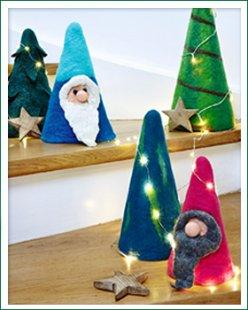 weihnachtsbasteln bastelideen die sachenmacher. Black Bedroom Furniture Sets. Home Design Ideas